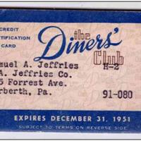 Hitelkártya történet