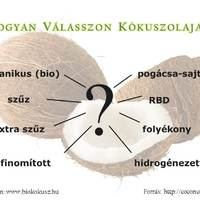 Melyik típusú kókuszolaj a legjobb? Hogyan válassz kókuszolajat?