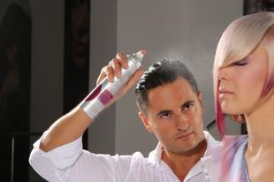 Wella Trendvision 2015. év győztese Homenik István