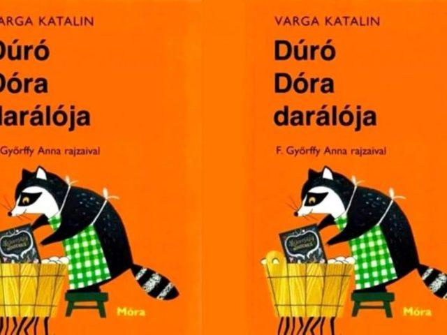"""""""Dúró Dóra könyvet darál..."""" írta Zuzzer verse"""