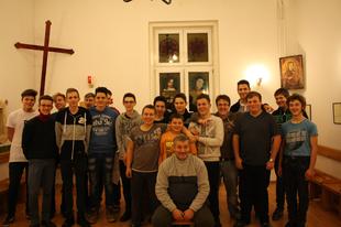 Bemutatkozik Bécsi Géza csoportja