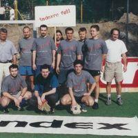 A legendás Csank-csapat