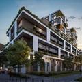Nézz be Budapest egyik legkülönlegesebb lakóparkjába!