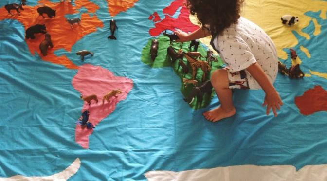Kozmikus nevelés a Montessori módszer alapján