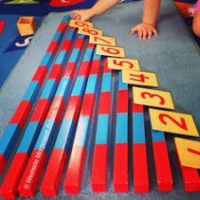 Matematikai nevelés a Montessori módszerrel