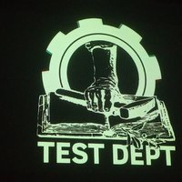 TEST DEPT (UK), LIVING TOTEM (H) - 2019.11.07. - Budapest, A38