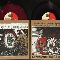 Melvins / Le Butcherettes (split) – Chaos As Usual