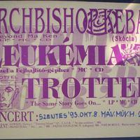 Archiváltunk: LEUKÉMIA - 1993. 10. 08. - Szentes MÁV Müv. Ház