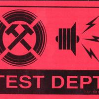 Test Department - Az ipar művészei