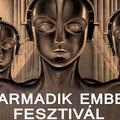 HARMADIK EMBER FESZTIVÁL - 2019.11. 20 - 11. 23. - Budapest, Három Holló