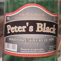 Peter's Black