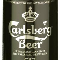 Carlsberg Sort Guld