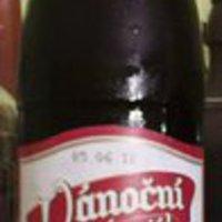 Novopacké pivo Vánoční Speciál