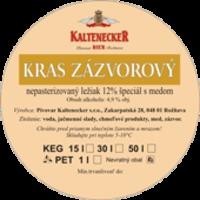 Kaltenecker Kras Zázvorový