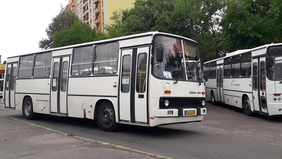 FLR-539 <br />Korábbi rendszám: HGR-306<br />2000. évjárat<br />Fotó: Szentistványi Zalán