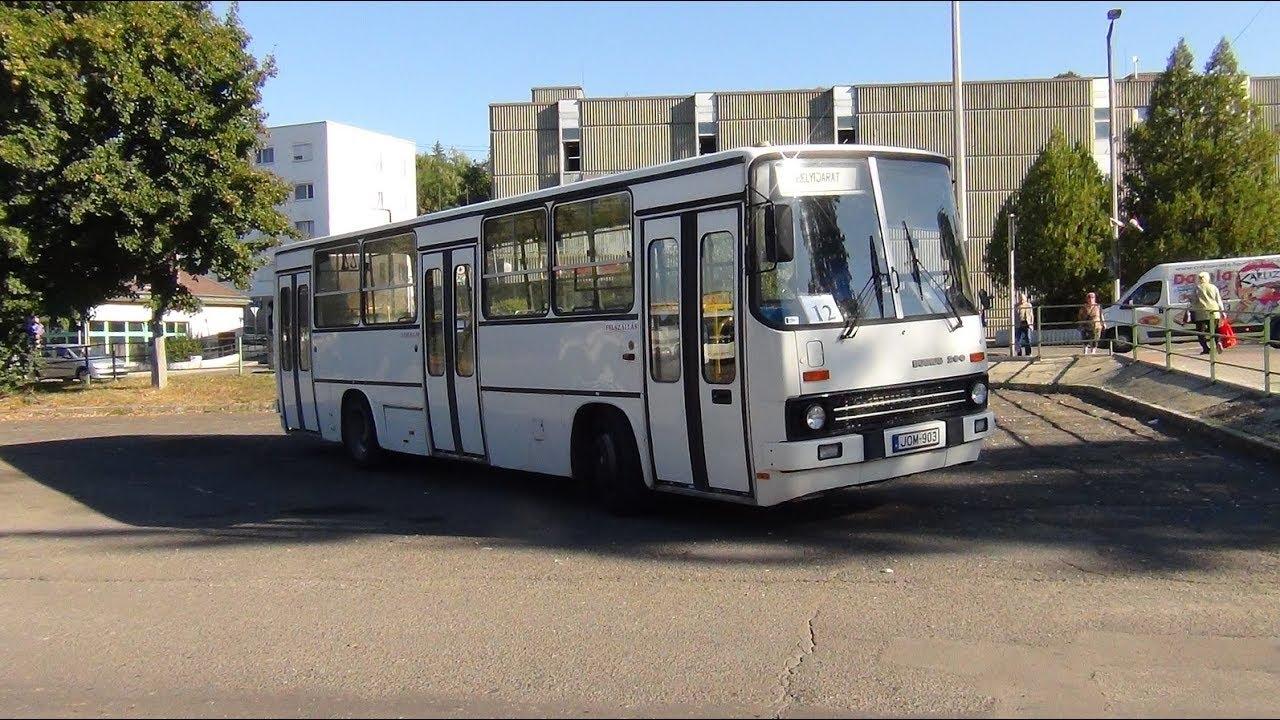 JOM-903<br />Korábbi rendszám: HGR-305 <br />2000. évjárat<br />Fotó: HZT965 (youtube.com)