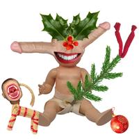 Idén karácsonykor jóga DVD-t kakilt a kis Jézuska az autofellációba merevedett holttestemre
