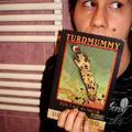 Megjelent harmadik amerikai kötetem, a Turdmummy