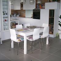 A fehér szín előnyei és hátrányai lakásfelújításkor