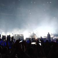 Pearl Jam koncerten jártam
