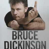 3. KönyvEZ! - Bruce Dickinson