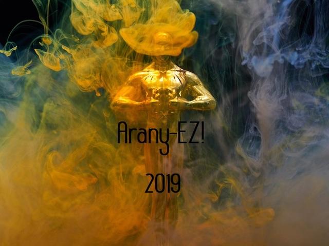 Arany-EZ! 2019