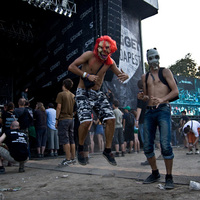 The Haunted - Sziget 2011