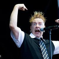 Public Image Limited Sziget 2010 - John Lydon/Johnny Rotten