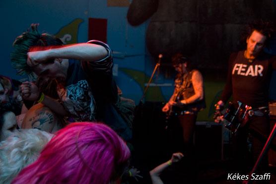 Total Chaos(USA), Csók és Könny, Linx koncert fotók