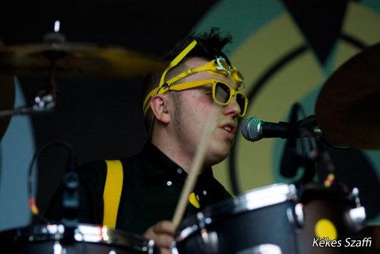 The Hellfreaks, Yellow Spots, Gorilla - 2010. 07. 03. Zöld Pardon