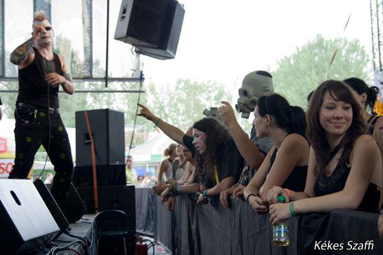 Hegyalja Fesztivál 2010 - Yellow Spots fotók
