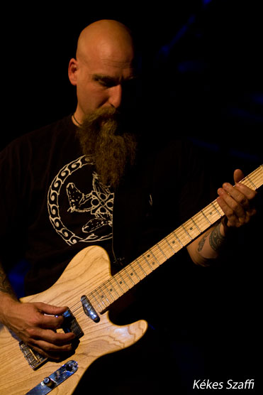 Steve Von Till (Harvestman/Neurosis) (US), Ampere (US)