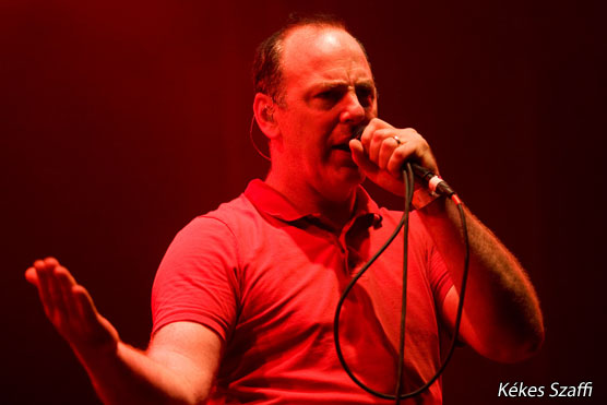 Bad Religion (USA) koncert fotók - Sziget 2010