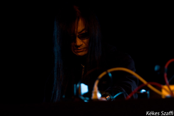 Merzbow és Pándi Balázs + Justice Yeldham koncert fotók képek