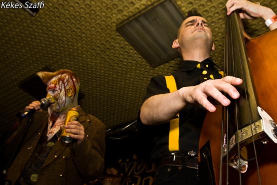 Yellow Spots koncert fotók Budaörsi Napok