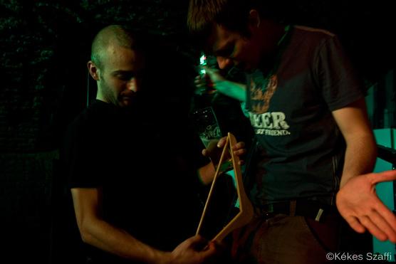 The Ködmöns, Voodoo Allen koncert fotók