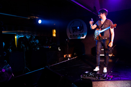 Ghostpoet interjú és koncert fotók