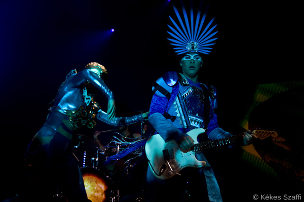 Empire of The Sun - Sziget 2011 fotók