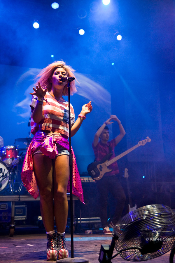 Marina & The Diamonds - Sziget 2011 fotók