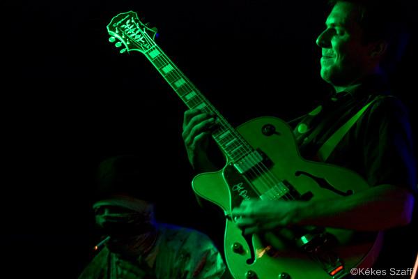 Yellow Spots - Szeptemberfeszt 2011 fotók