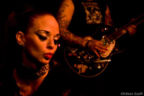The Hellfreaks koncert fotók