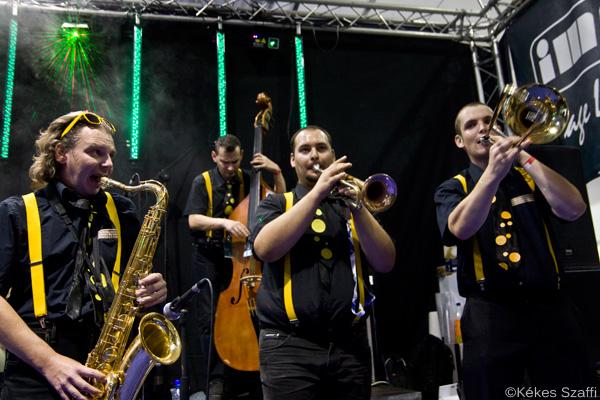 Yellow Spots Syma koncert fotók