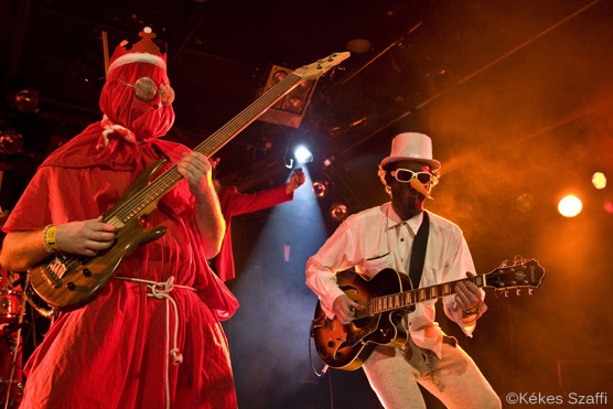 Magic Mosquitoz koncert fotók
