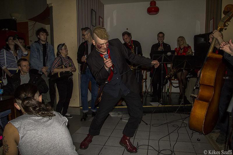 Gutting Revue fotók - Kékes Szaffi koncert fotók