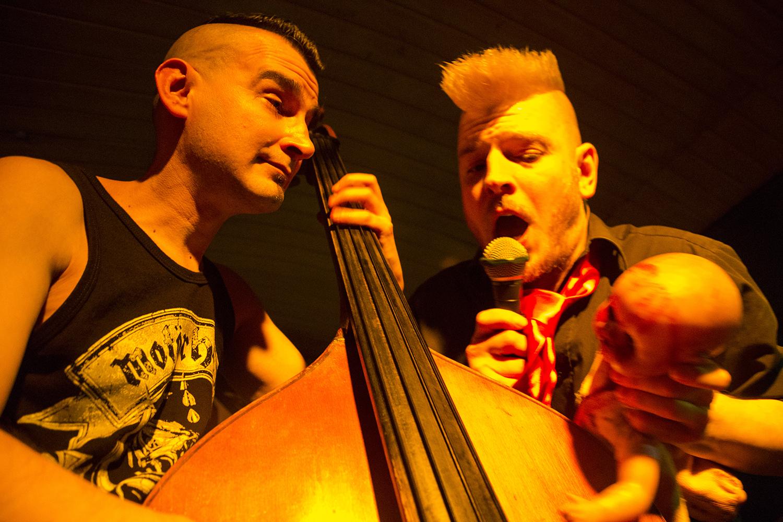 Gutting Revue koncert fotók