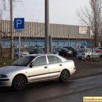 Újabb parkolóhelyek a Kondorosi úton
