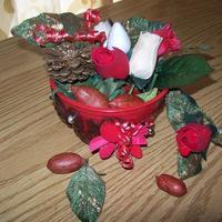 Nőnapi virágdekoráció