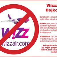 Szerveződő bojkott a Wizzair ellen