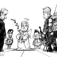 Hidegháború indul, 3... 2... 1...