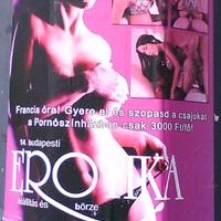 [Friss] 18+, erotika az utcákon